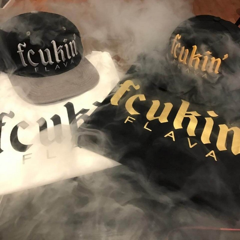 T-shirt fcukin'Flava