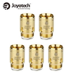 Résistance Ex 0.5 Gold Exceed - Joyetech