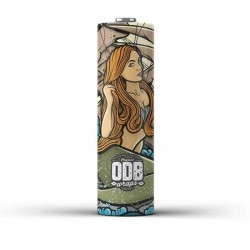 Wraps 21700 / 20700 Dotmod ( Gaine thermorétractable )
