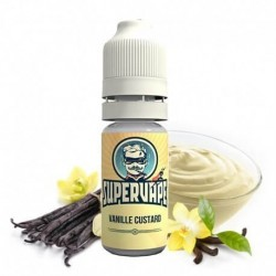 Concentré vanilla custard ( SuperVape ) 10 ml