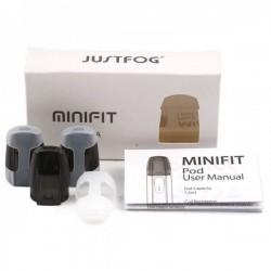 Pods de remplacement Minifit - Justfog