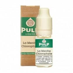La Menthe Chlorophylle 10 ml - Pulp