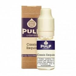 Le Cassis Exquis 10 ml - Pulp