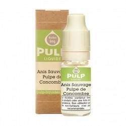 Anis sauvage pulpe de concombre 10 ml - Pulp