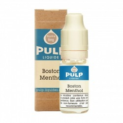 Boston Menthol 10 ml - Pulp