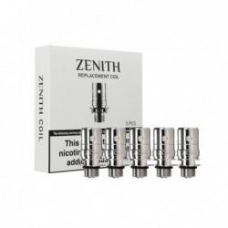 Résistances Plex3D pour Zenith / Zlide - Innokin