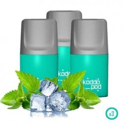 Pod Ice Mint 3x2 ml - Le French Liquide