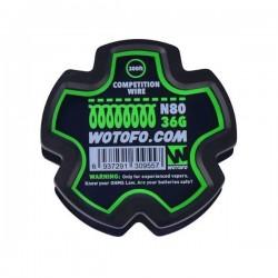 Bobine Ni80 Competition Wire - Wotofo