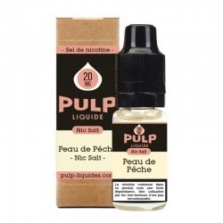 Peau de Peche Nic Salt - Pulp 10 ml