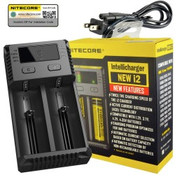 Chargeur Digicharger i2- Nitecore