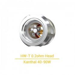 Résisance HW2 Dual - Cylinder - Eleaf