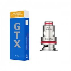 Résistances GTX Mesh pour Target PM80 - Vaporesso