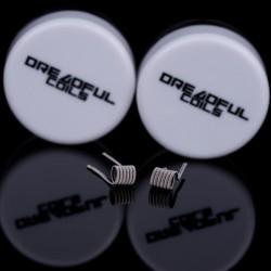 Fused Clapton 0.50Ω - Dre4dful Coils