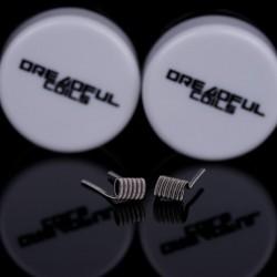 Fused Clapton 0.36Ω - Dre4dful Coils