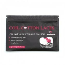 Coil Cotton Laces - Steam Crave 2.5mm