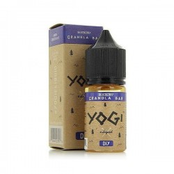 Arôme / Concentré Blueberry Granola bar - Yogi 30ml