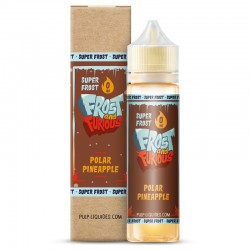 Polar Pineapple - 50 ml - Frost & Furious by Pulp