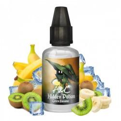 Arôme / Concentré Green Banana Hidden Potion - A&L 30ml