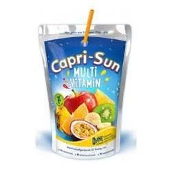 Poche Capri-sun Multi Vitamin 20cl