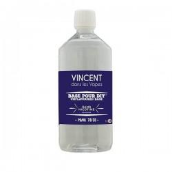 Base DIY 1L 70/30 - Vincent dans les vapes