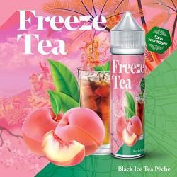 Black Ice Tea Pêche - Freeze Tea 50ml