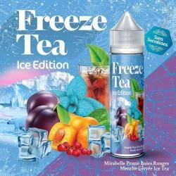 Mirabelle Prune Baies rouges Ice Tea - Freeze Tea Ice 50ml